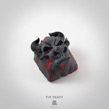 Artkey - Bull - The Death