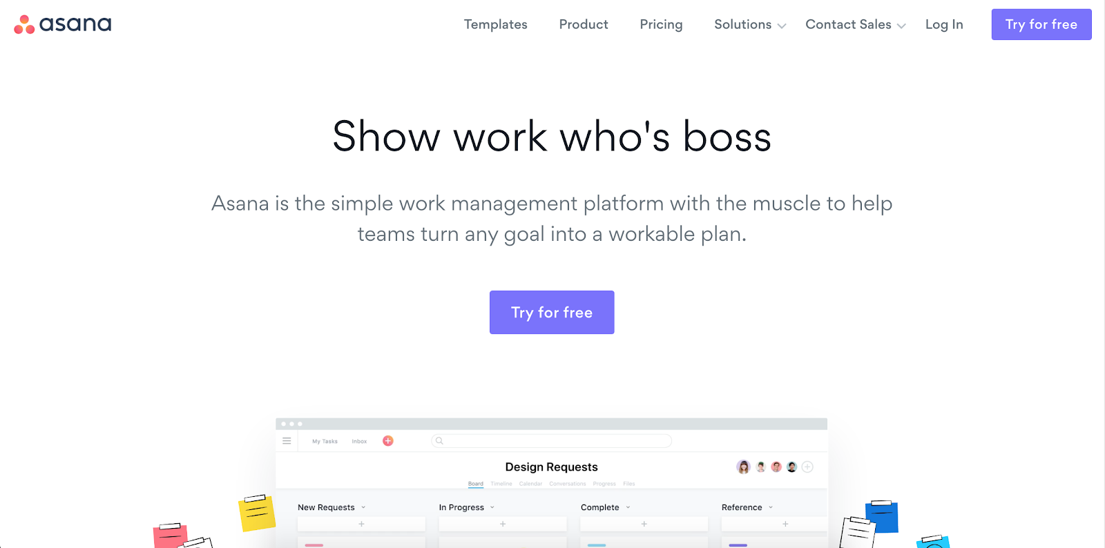 Top Marketing Tool Example #6 - Asana | 16 Powerful Marketing Tools You Haven't Considered (But Probably Should)