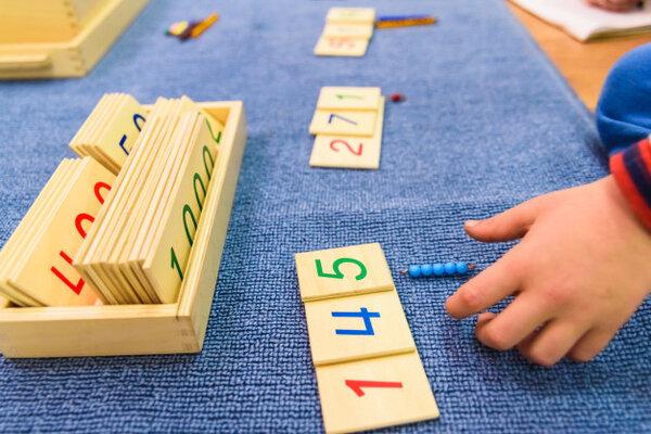 Chương trình dạy của Montessori Việt Nam
