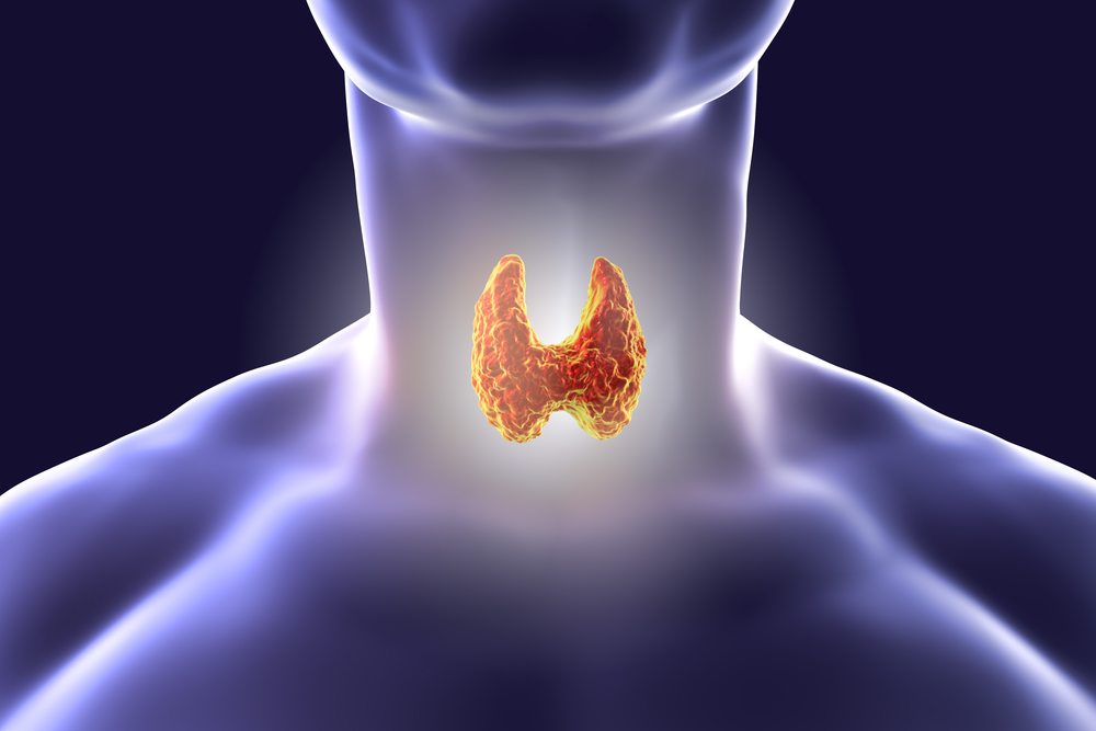 Thyroid problems related to sex and tiredness