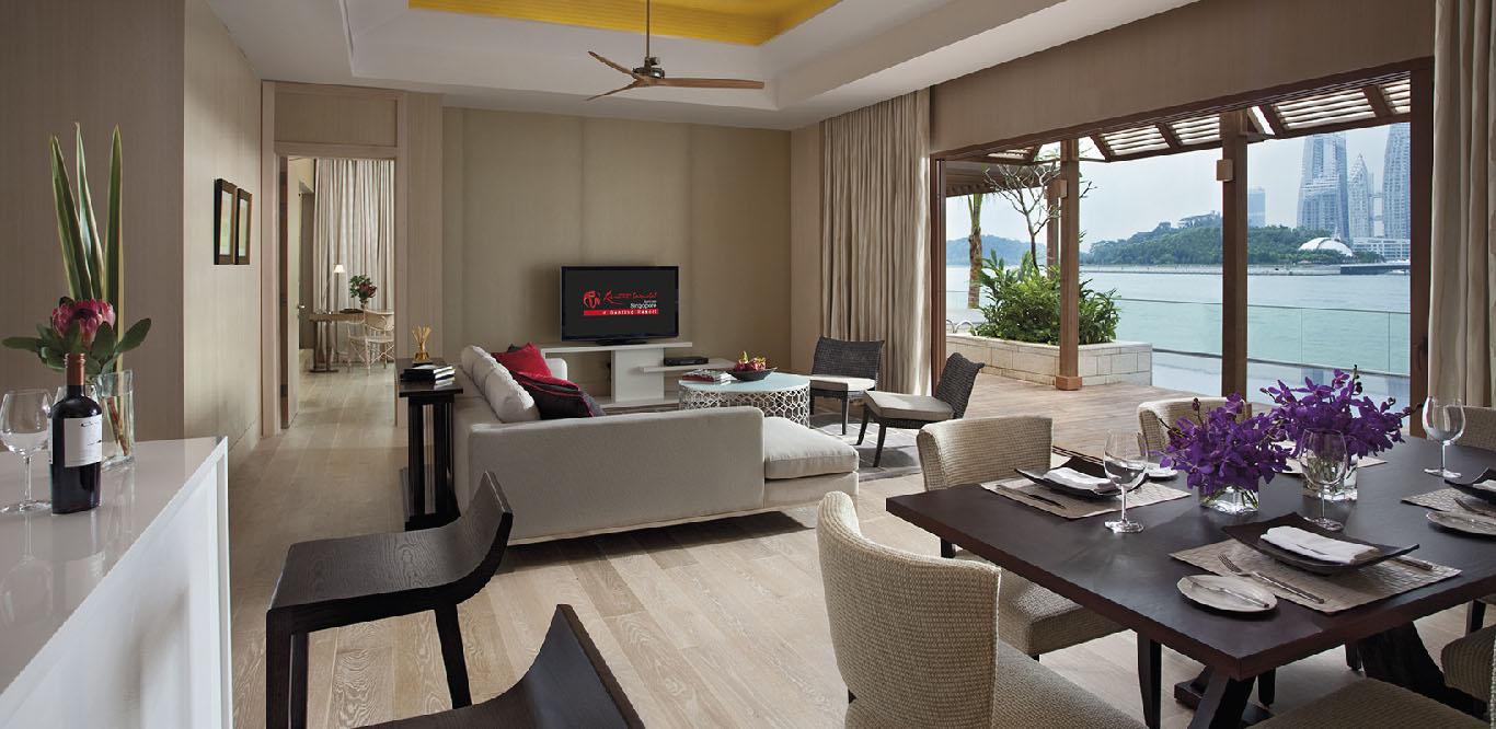 Phòng khách là linh hồn của mỗi căn nhà
