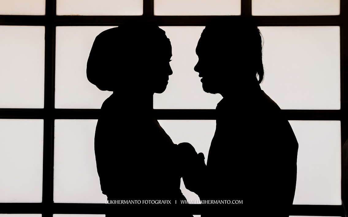 Foto prewedding romantis terbaru