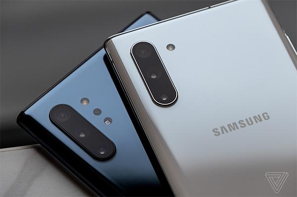 So sánh Galaxy Note 10 với phiên bản dự kiến iPhone 11