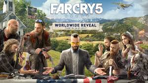 Image result for far cry 5 poster