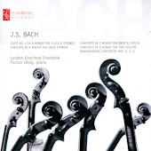 Bach Orchestral Suite No.2 in B Minor, BWV 1076: IV. Bourée