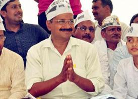 AAP fails to move from Delhi to India