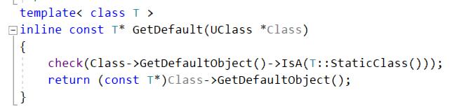 UE4 / C++