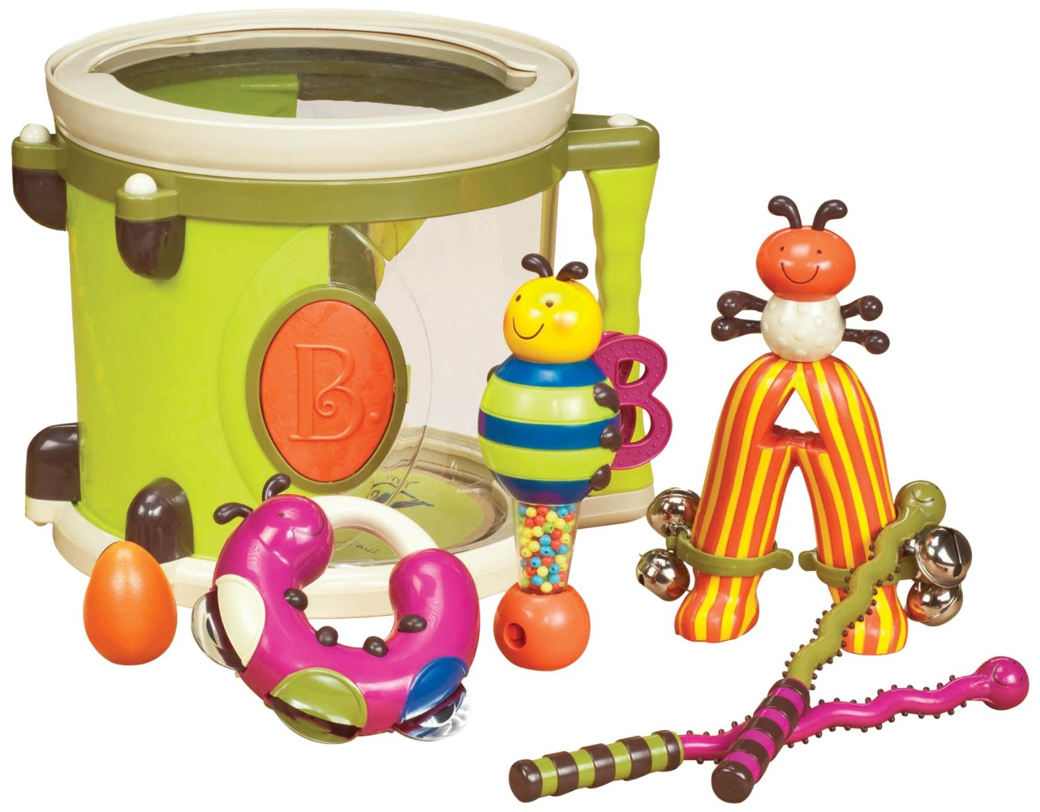 Sensory Baby Play: Teach your Baby with Music Play