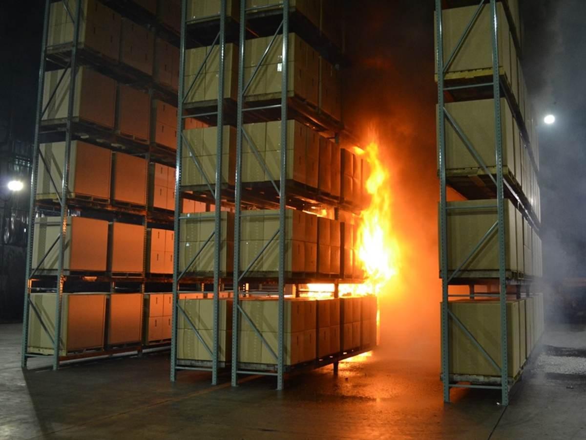 Nhà xưởng luôn tiềm ẩn nguy cơ cháy nổ