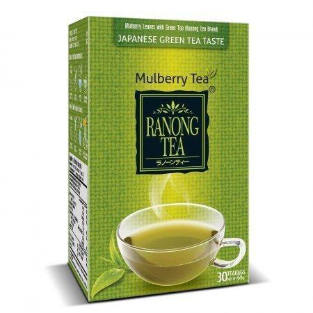 5. ชาเขียว Ranong Tea Matcha Green Tea Latte