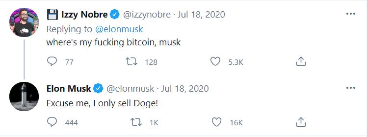 Ben sadece satıyorum - Doge satmayacağım - Elon bir değerleme balonu mu yaratıyor? 13