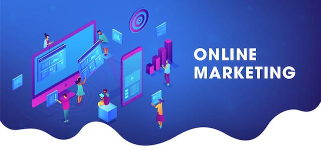 Dịch vụ marketing online triển khai trên nền tảng trực tuyến