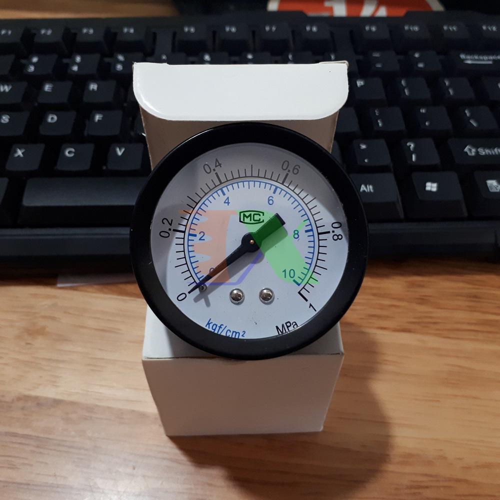 Đồng hồ đo áp suất phổ biến nhất hiện nay