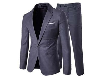 Suit Dry Cleaning Service - 2 piece - ZimShoppingMalls