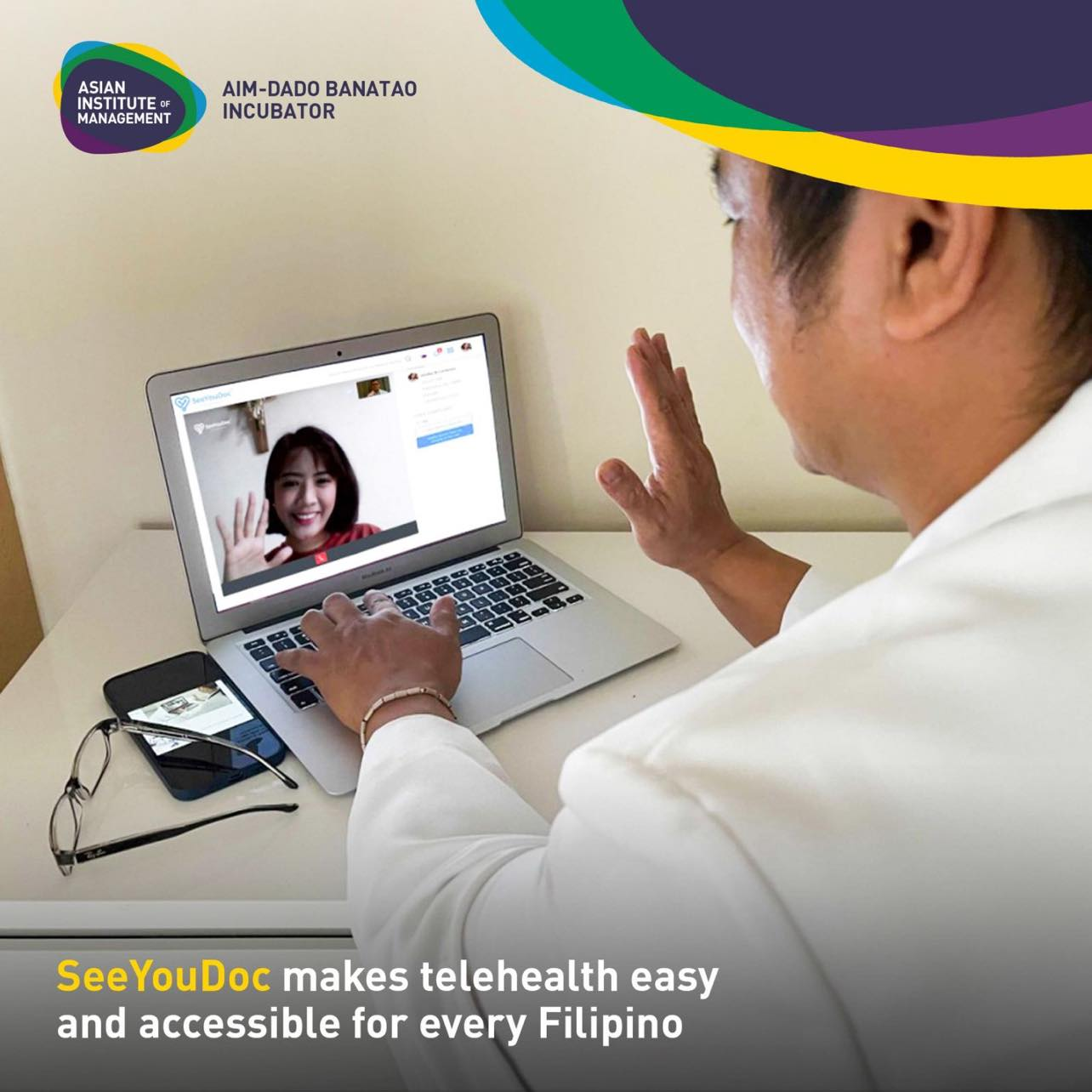 eHealth and online consultation apps like SeeYouDoc help the advancement of public health informatics in the Philippines.