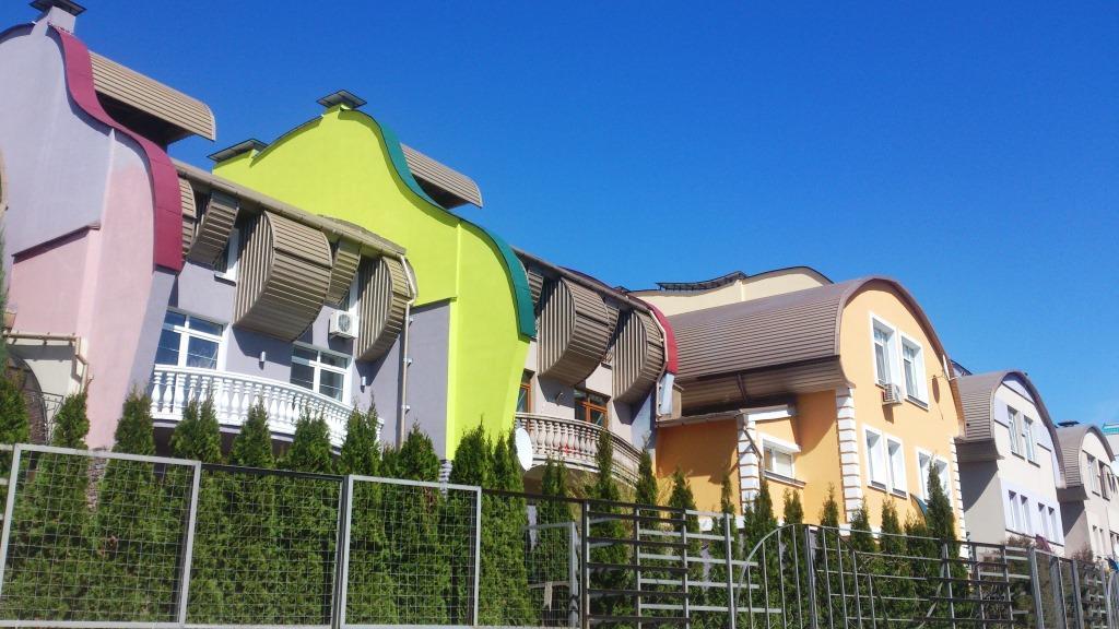 Переулок Одинцова в Минске