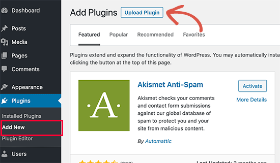 How to Install a WordPress Plugin? | 3 Easy ways to Install WordPress Plugins 5