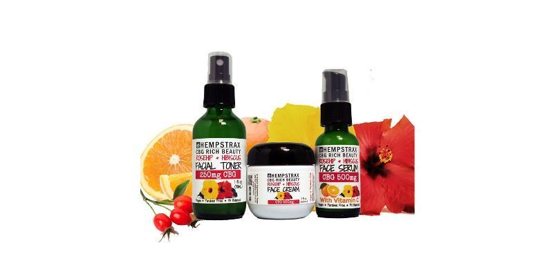 CBD & CBD Skincare products