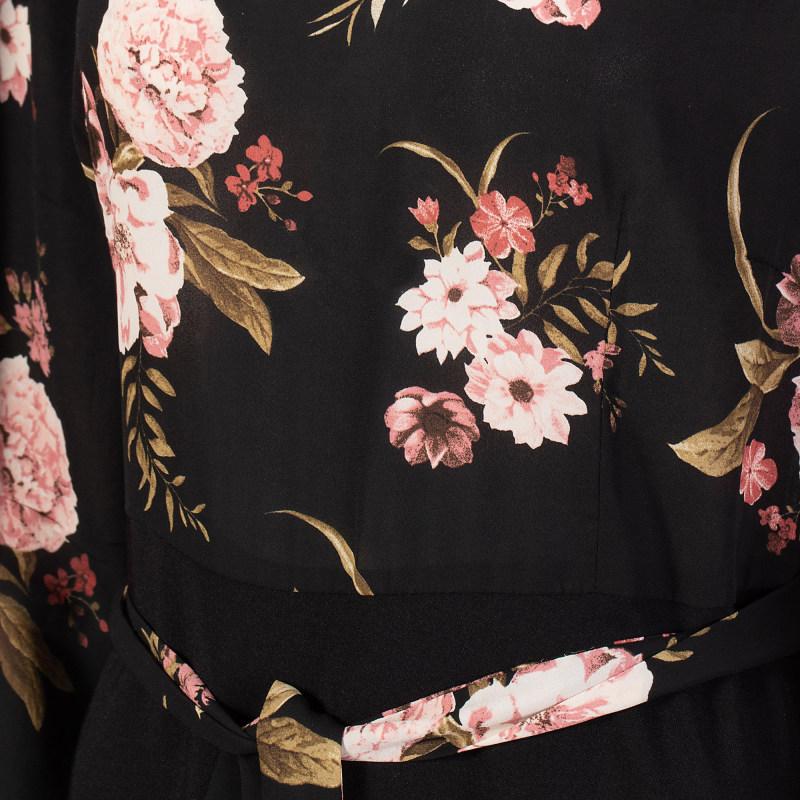 پیراهن زنانه السانا مدل رازقی کد 77116