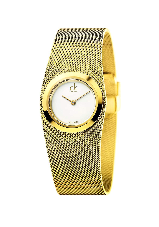Calvin Klein White Dial K3T23526 Women's Watch