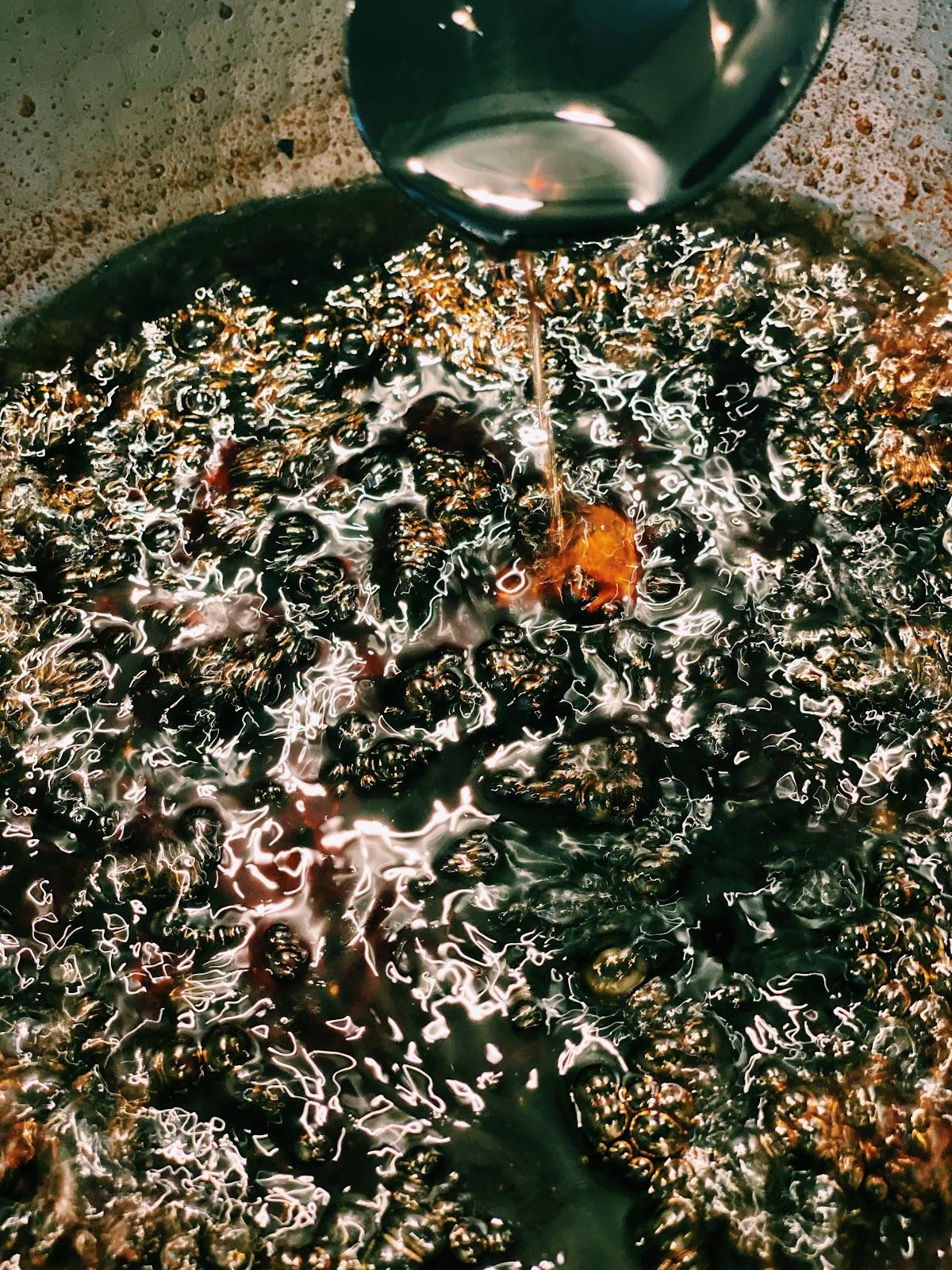 Scallion Oil Noodle