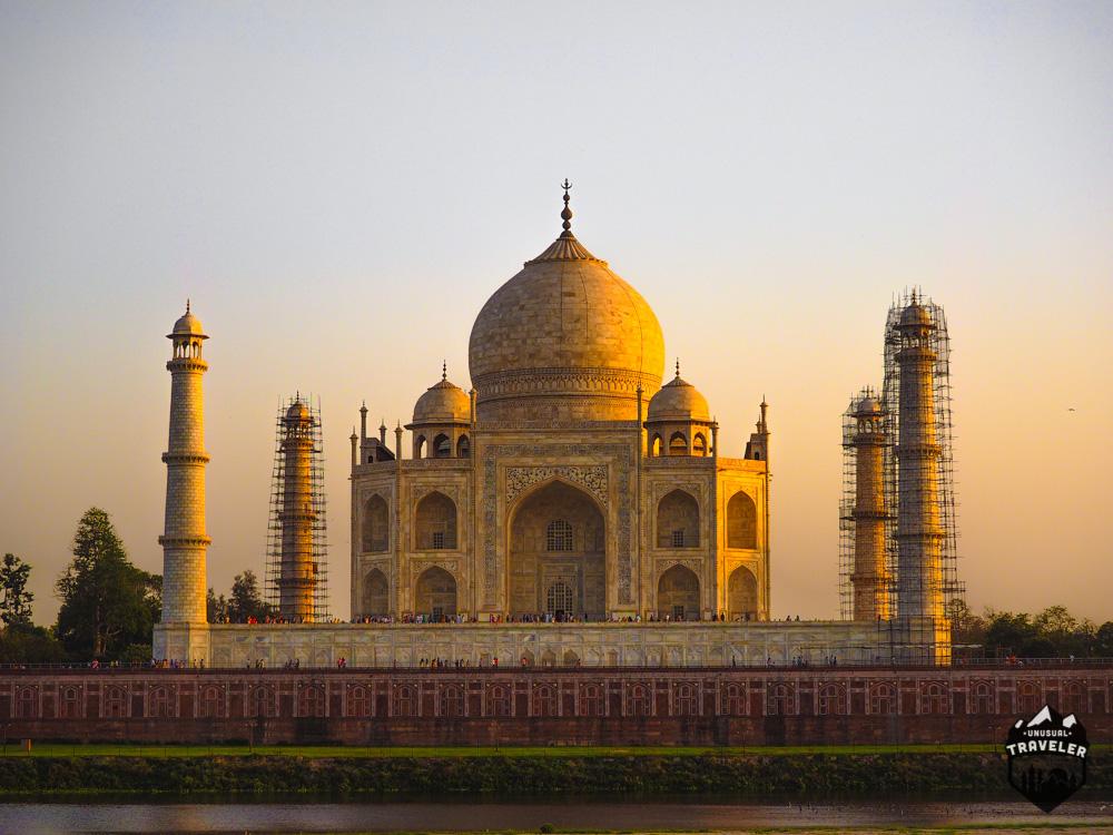 Agra,India,Mehtab Bagh Park