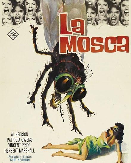 La mosca (1958, Kurt Neumann)