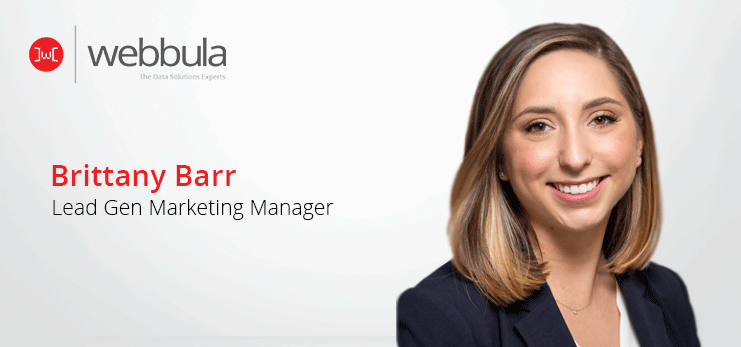 Here We Grow Again | Brittany Barr, Lead Gen Marketing Manager