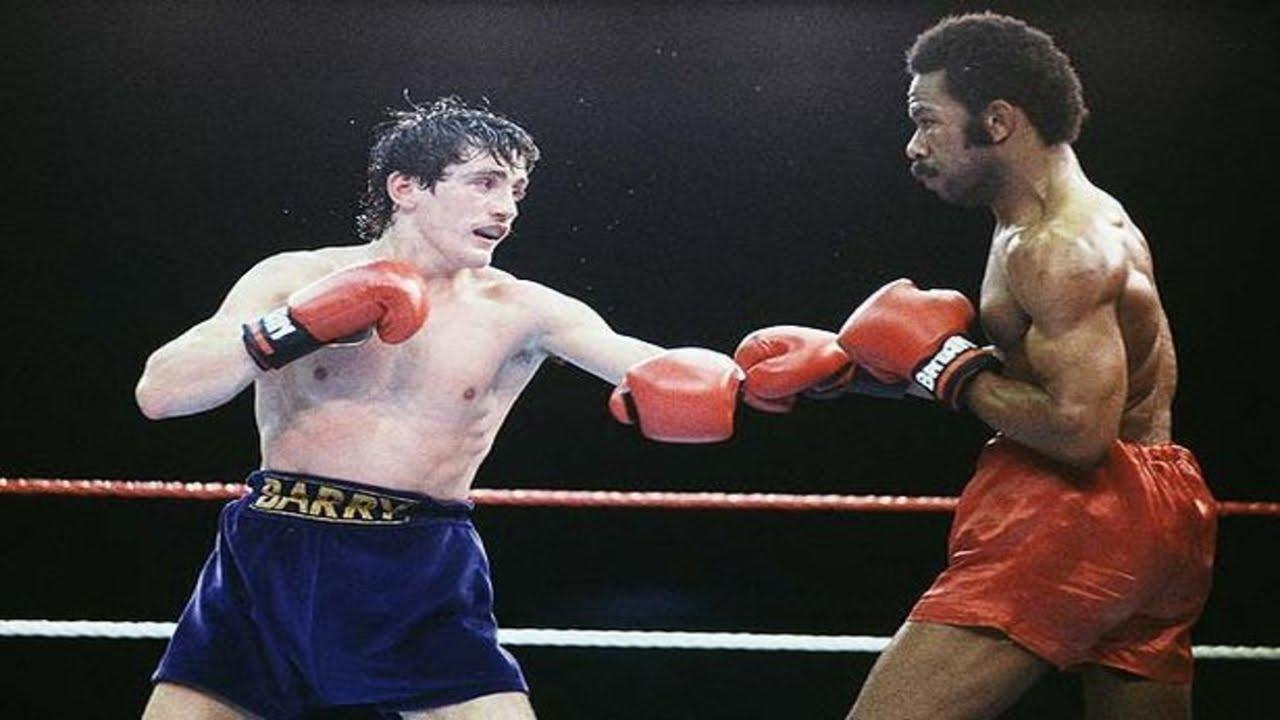 Barry McGuigan: Routes to the Body - YouTube