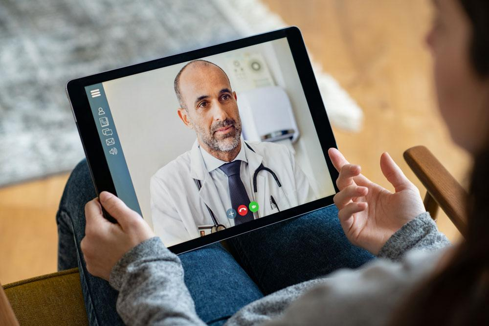 Do you need help with a Virtual Doctor's Visit? Call Us! - At Home Nursing  Care