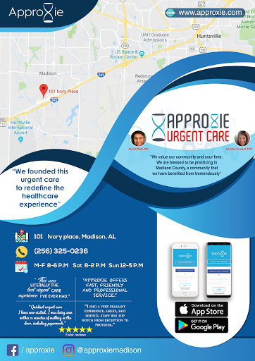 ApproXie Urgent Care Madison - ApproXie Urgent Care ...