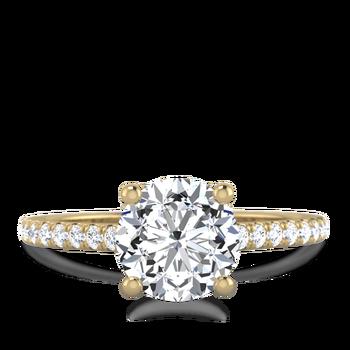 Charlotte Ethical Diamond Engagement Ring