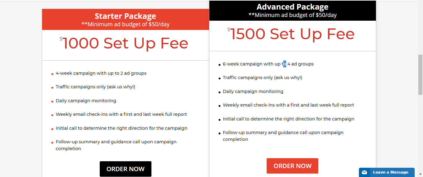 Management Packages