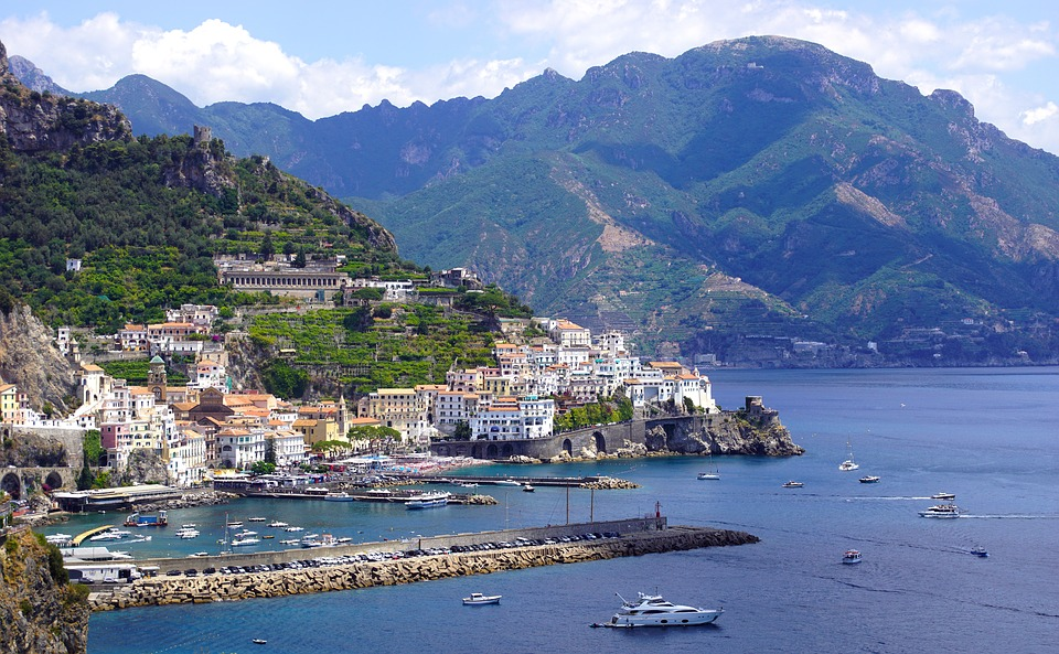 Driving The Amalfi Coast In Italy For The First Time 2