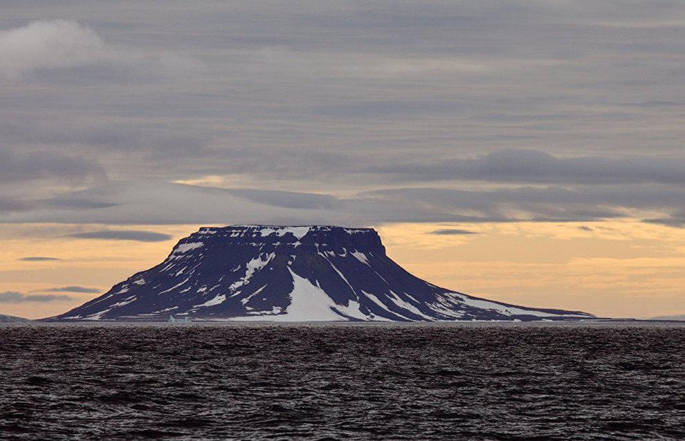Остров Белл