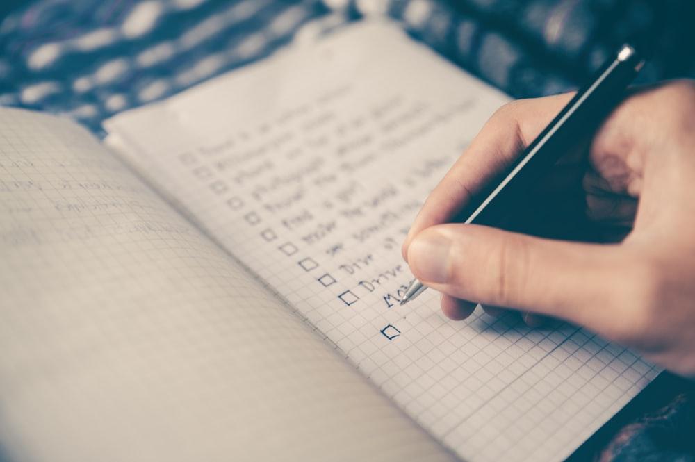 Create a Whole Week or Monthly Menu Plan