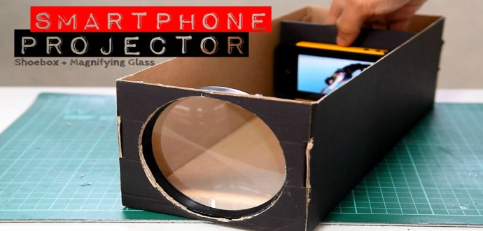 Shoebox Projector