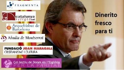 """Resultado de imagen de """"catalunya cristiana"""" jordi pujol"""