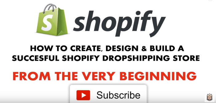free dropshipping course by kamil sattar on youtube