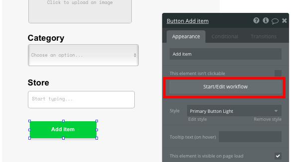 Bubble No Code Instacart clone template tutorial walkthrough
