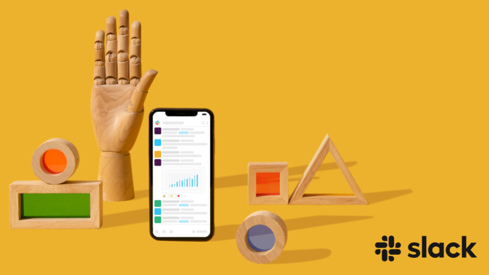 Produktivitäts-Apps Slack