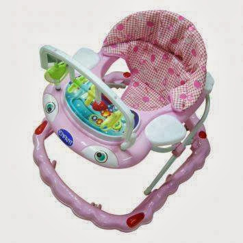 Enfant Baby Walker, credit: lazada.com.ph