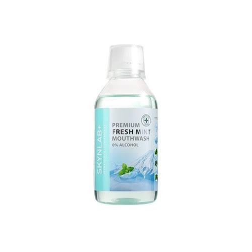 2. KARMART Skynlab Premium Fresh Mint Mouthwash น้ำยาบ้วนปาก