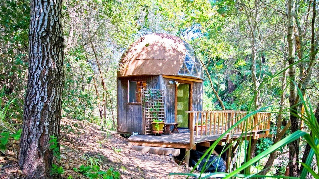 minicasas-sostenible-bosque-california-disenos-enamoraran