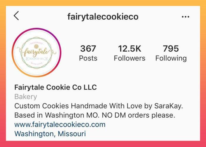 optimizing your Instagram bio