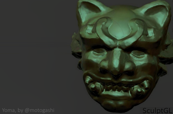 SculptGL For Beginners: Powerful 3D Sculpting Without Software Downloads,  Logins, or Headaches   3D Printing Blog   i.materialise