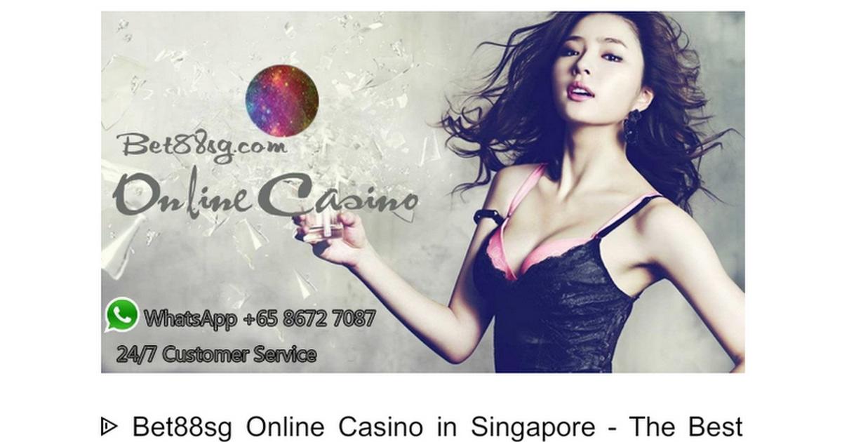 Bet88 Singapore - Online Casino Singapore - cover