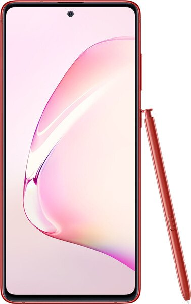 Смартфон Samsung Galaxy Note 10 Lite