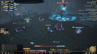 FFXIV Dungeons