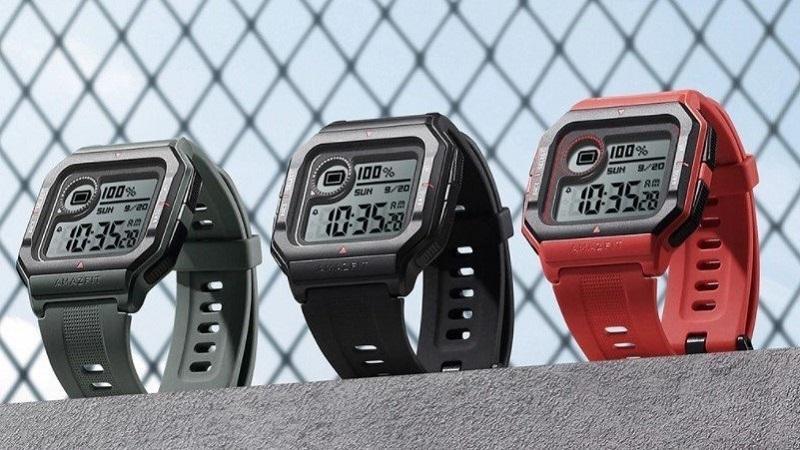 Huami ra mắt Amazfit Neo với kiểu dáng đồng hồ điện tử cổ điển